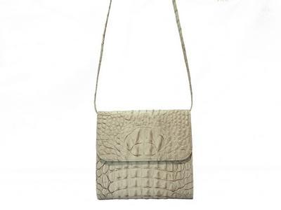 Small leather handbag - item 803
