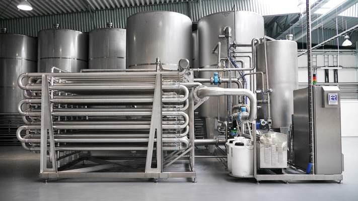 XL Ultrafiltration system for juice concentrate - for applications in food process industry for juice ultrafiltration...