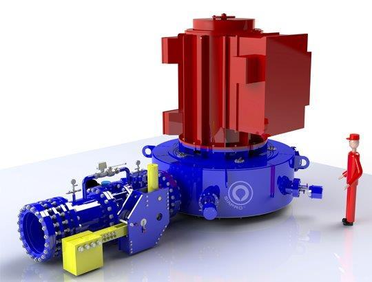 Siapro Pelton Turbines Modelling and Production