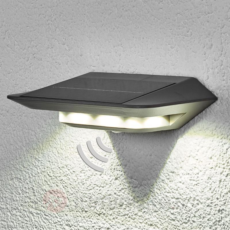 Applique solaire Ghost LED détecteur de mouvement - Appliques solaires