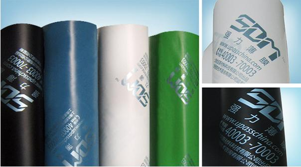 Cross Laminated Film