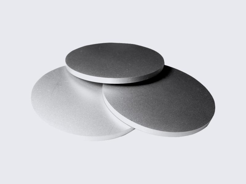 Tungsten target material