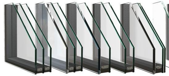 Double Glass Units - Low-E DGU For Windows, Doors, etc
