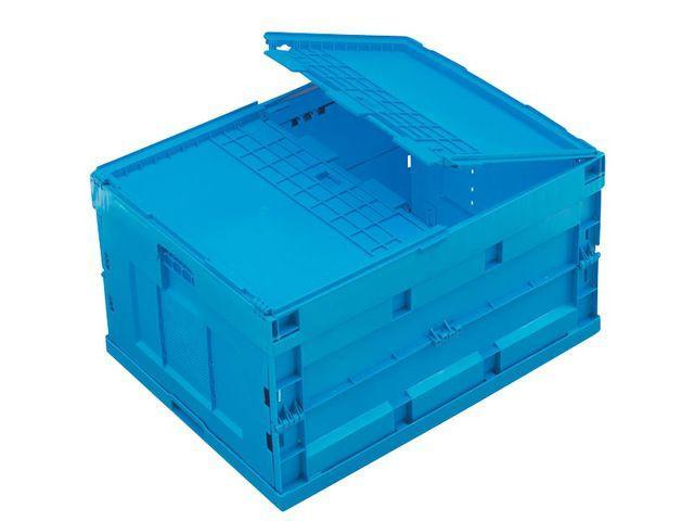 Boîte pliante: Falter 8645 DS - Boîte pliante: Falter 8645 DS, 800 x 600 x 455 mm