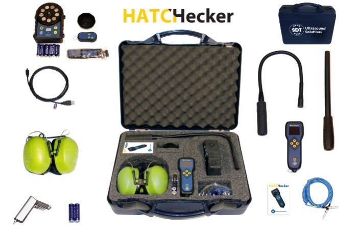HATCHecker - Lorsque l'étanchéité des panneaux d'écoutilles est vitale pour le transport de v