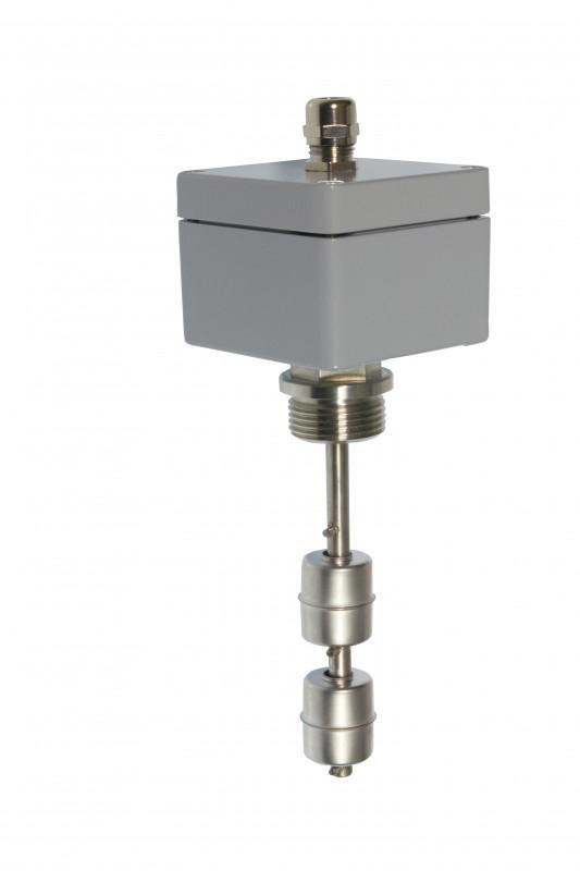 Level Sensors - for continious measurement, M12-connector