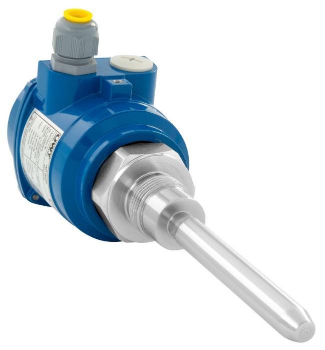 Mononivo® MN 4000 - Vibrationsgrenzschalter als Schwingstab zur Füllhöhenkontrolle in Schüttgütern