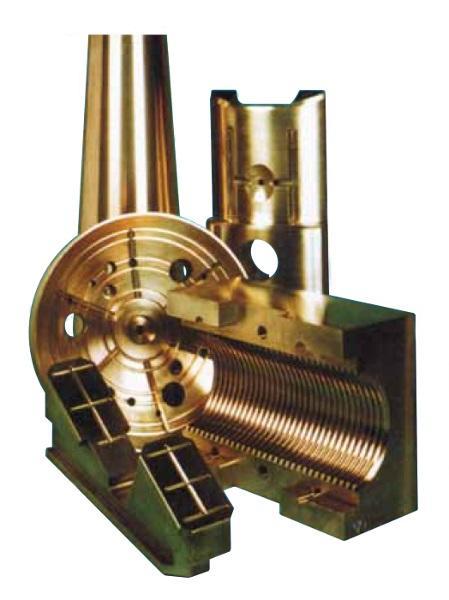 Verschleisskomponenten - Reibung Verschleiss & Zerkleinerung