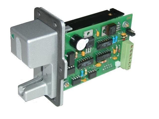 "Access control system ""PRIVRATNIK-01C"" - Standalone Access control system to ATM Lobby"