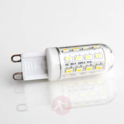 GU5.3 MR16 8 W 830 LED reflector bulb 60° - light-bulbs