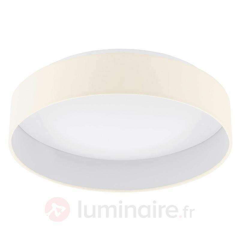40,5 cm de diamètre - le plafonnier LED Palomaro