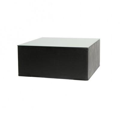 Location de table basse carrée XL - null