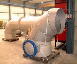 Éléments de tuyauterie - Collecteurs vapeur