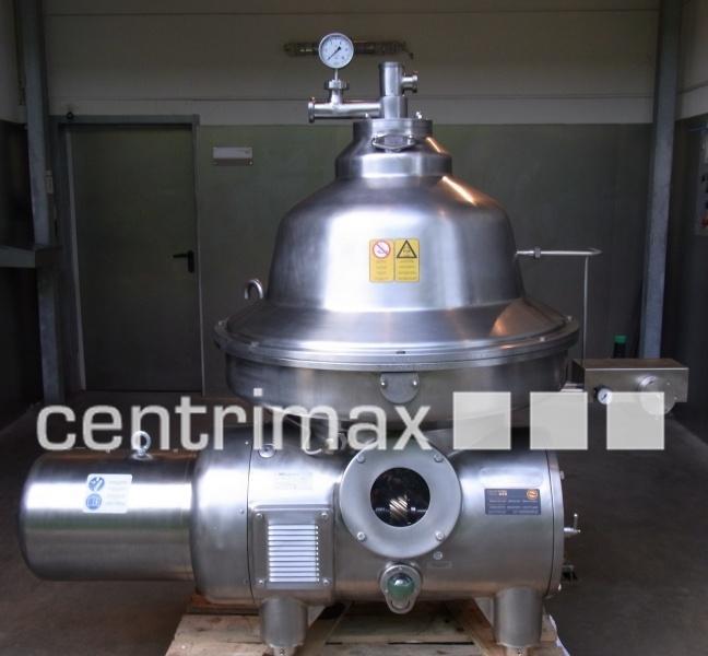 GEA Westfalia Separator Self-cleaning disc centrifuge - MSD 200-01-076
