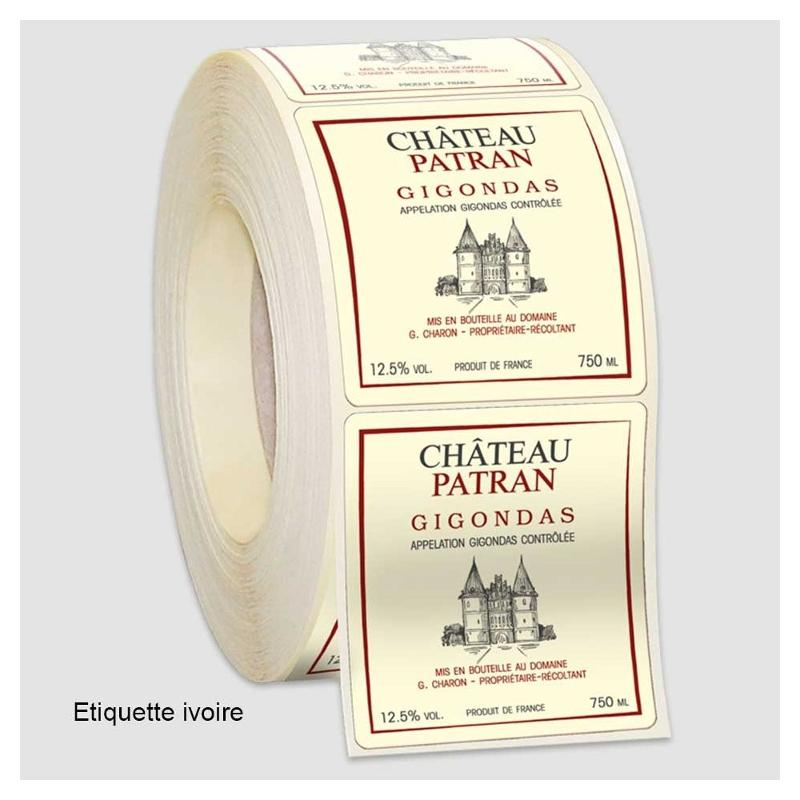 Étiquettes tintoretto - Étiquettes haut de gamme