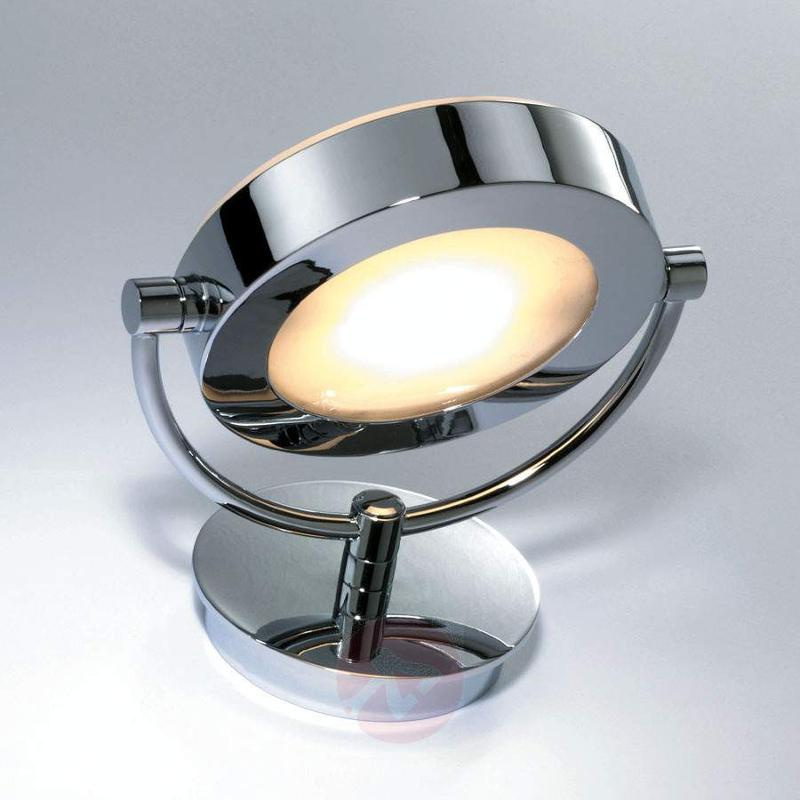EYE wall light, chrome - Wall Lights