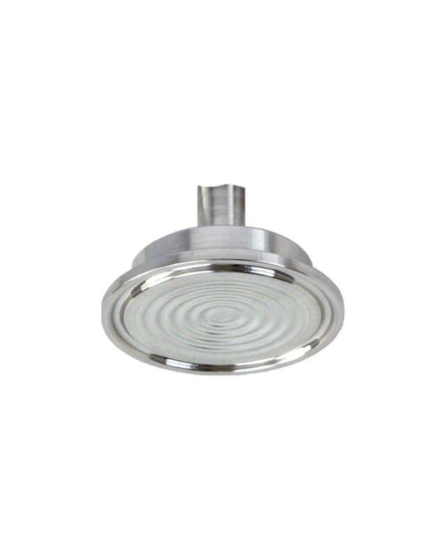 Flush-mounted separating diaphragm of stainless steel - Flush-mounted separating diaphragm seal of stainless steel, laser welded