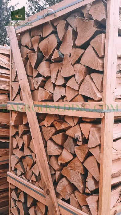 Дрова колотые - Дрова колотые породы дуб, граб, бук, береза