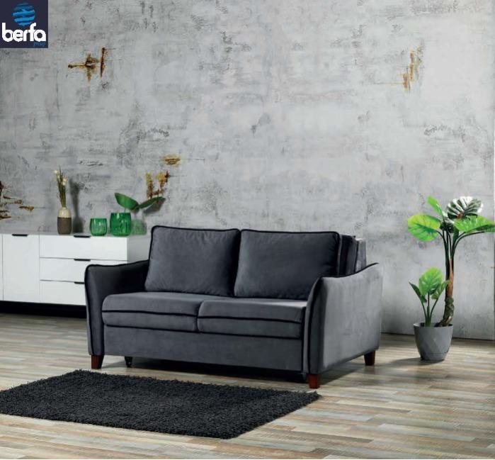 Toimivalla Muotoilulla Ja Pehmeällä, Helposti Puhdistettaval - Nukkuvat sohvat, joissa on toimiva muotoilu ja pehmeä helppo puhdistaa kangas va