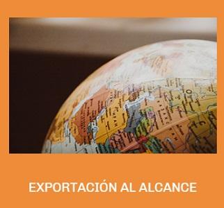 EXPORTACIÓN AL ALCANCE -