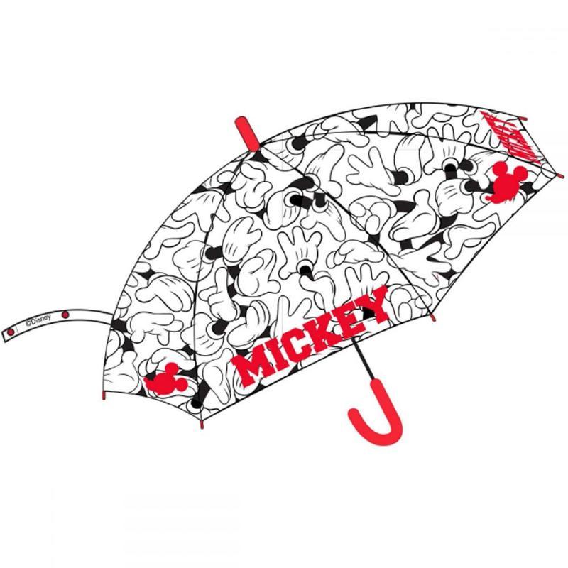 6x Parapluies automatique Mickey - Parapluie
