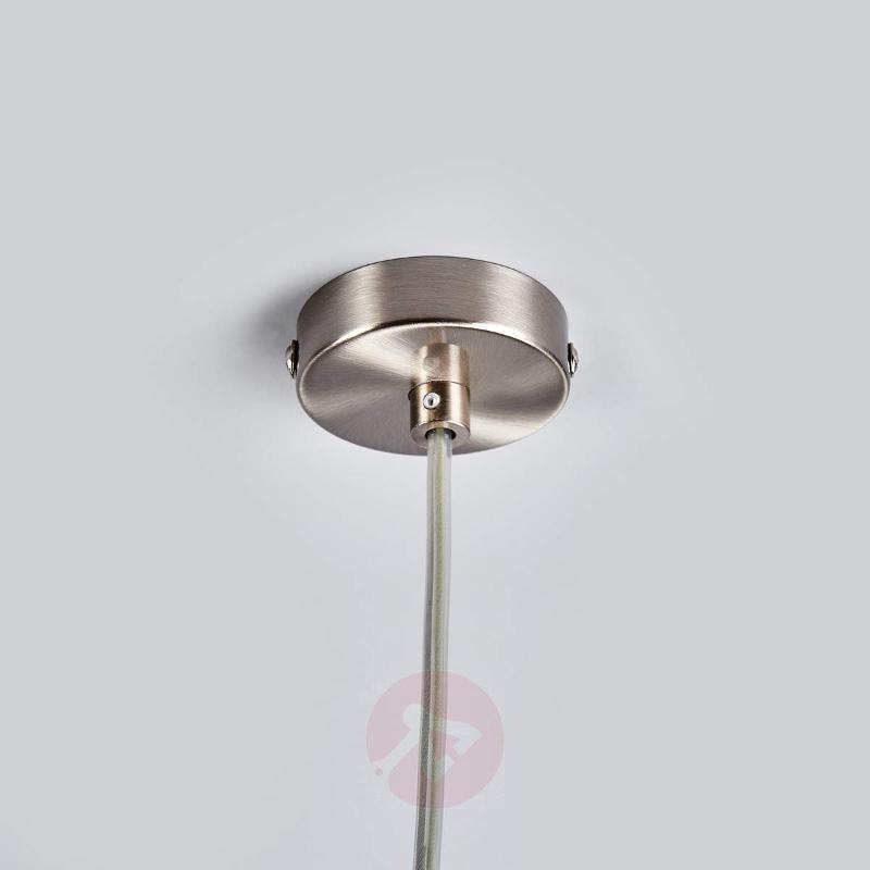 Tube-shaped LED hanging light TUBO - Pendant Lighting