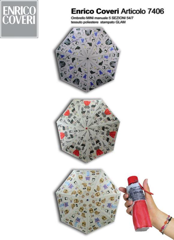 parapluies de marques - Enrico Coveri