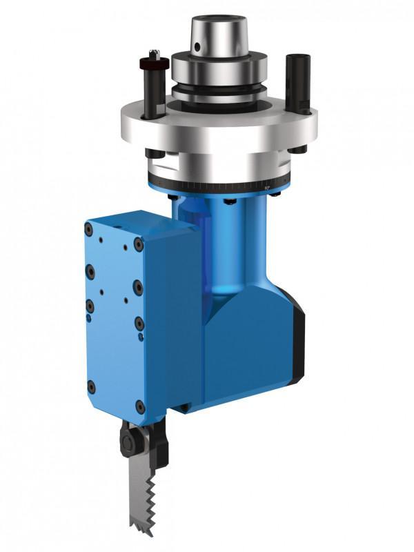 Fitschenaggregat CAVO V (vertikal) - CNC Aggregat zur Bearbeitung von Holz, Verbundwerkstoff und Aluminium