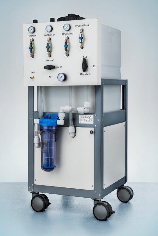 Cleantower Optisystem 4000