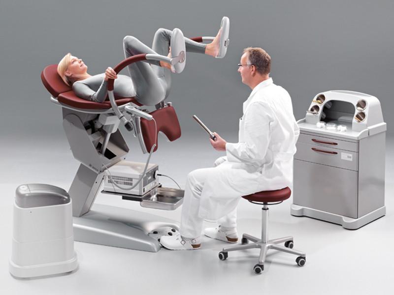 Proctology examination chair, Medical Equipment - arco, SCHMITZ U