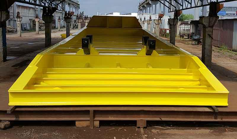 Tunga stålkonstruktioner