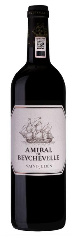 Saint-Julien wine AOC - Amiral de Beychevelle