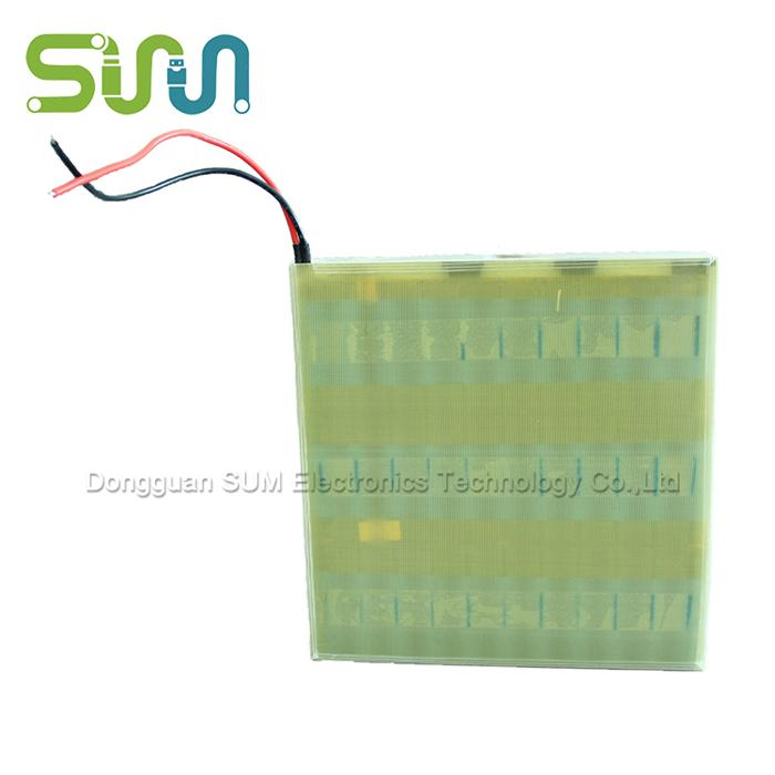 18650-22P3S is a solar equipment battery that has a large - solar rechargeable battery cell