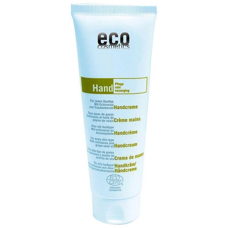 ECO Handcreme 125ml mit Echinacea und Traubenkernöl - null