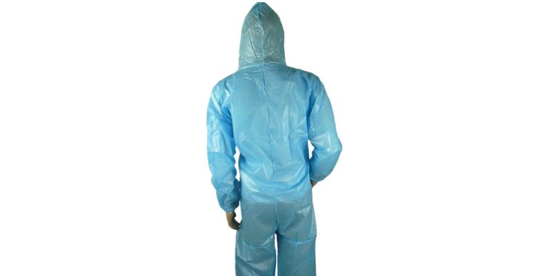 PPPE Coverall -