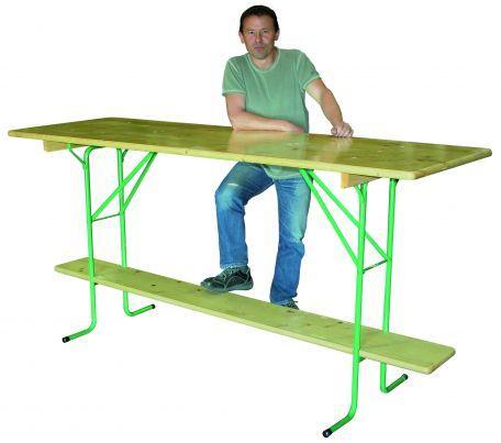 Table Comptoir Féria - Tables Et Bancs Brasserie