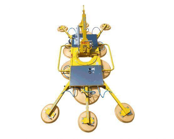 Vacuum suction systems for sub-zero temperatures - Vacuum suction systems for assembly at sub zero temperatures