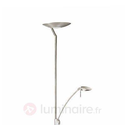 Lampadaire à éclairage indirect Plazza 23 cm - Lampadaires à éclairage indirect
