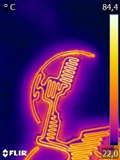 Flexible Electric Heating Elements