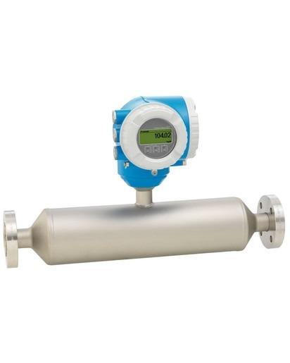 Caudalímetro Coriolis Promass IProline 300 - Combina la medición de viscosidad y caudal en línea