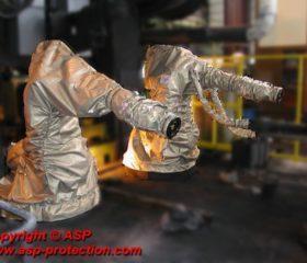 SERVICE MACHINE – ROBOT POTEYAGE - TIFFON-R / TKS-ALU