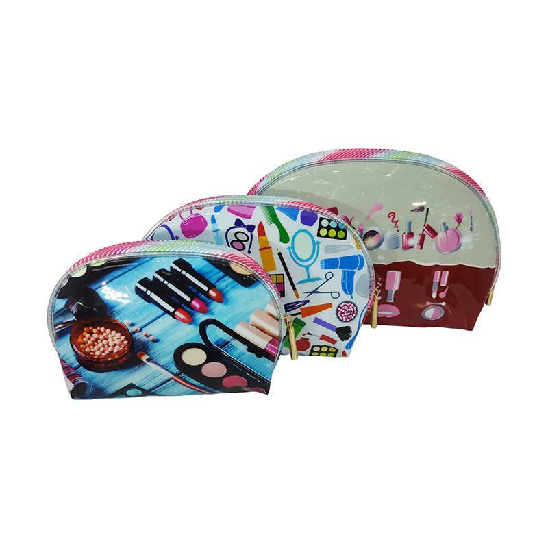 PU Cosmetic Bag - RPPU-039