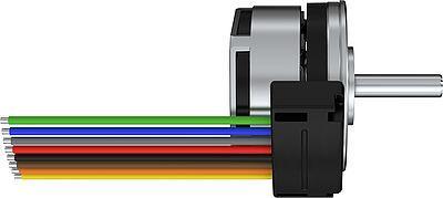 Brushless DC-Flat Motors Series 2214 ... BXT R - Brushless flat motors with External rotor technology