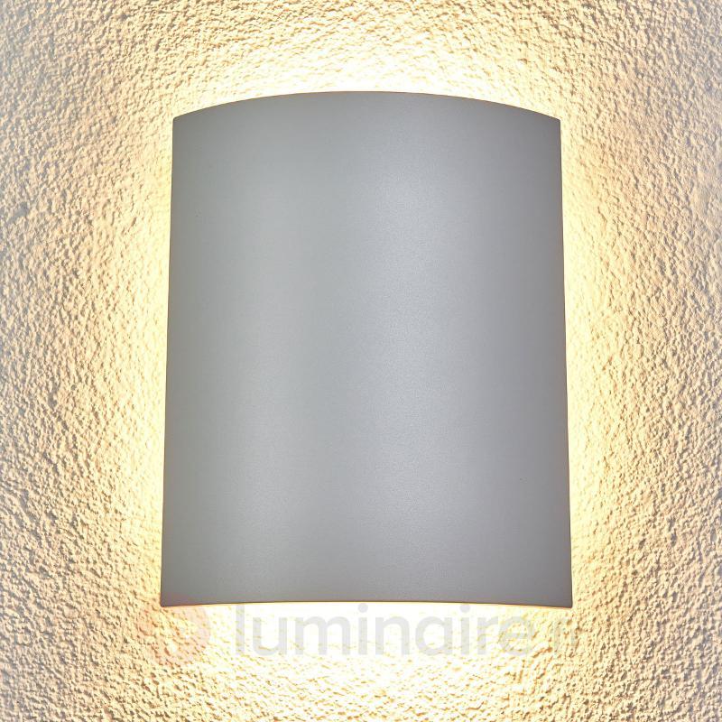 Applique blanche Tyra LED pour l'extérieur - Appliques d'extérieur LED