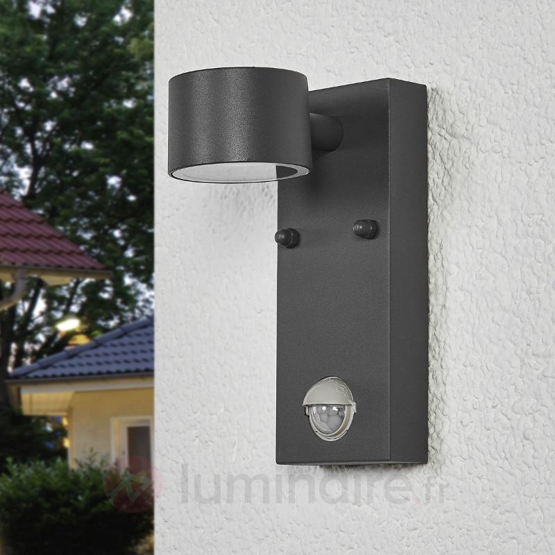 Applique d'extérieur LED Lexi à détecteur - Appliques d'extérieur avec détecteur
