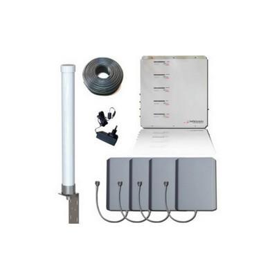 Répéteur de signal GSM 2G-3G-4G - Répéteur et amplificateur de signal pour bâtiments
