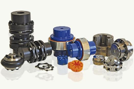 Gear and Flexible Couplings - Instruments, Connections & Compensators