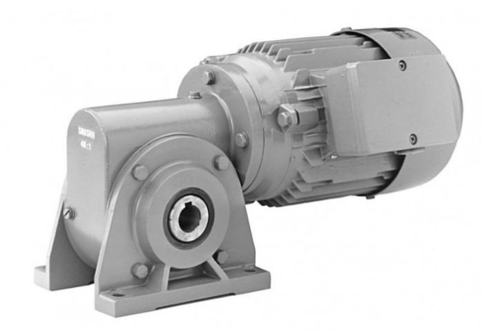 SN8SHH - Einstufiger Getriebemotor mit Hohlwelle