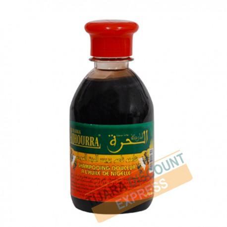 Shampoing À L'huile De Nigelle - Graines de nigelle noire