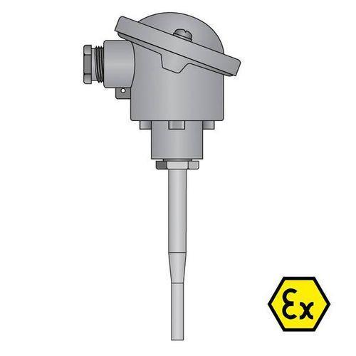 OPTITEMP TCA-P40 - Thermocouple enfichable / avec doigt de gant
